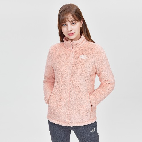 W'S MELLOW FLEECE JACKET
