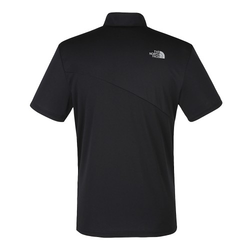 (30%할인) M'S HIKE ON S/S ZIP TEE
