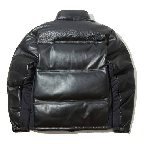 LEATHER NUPTSE DOWN JACKET