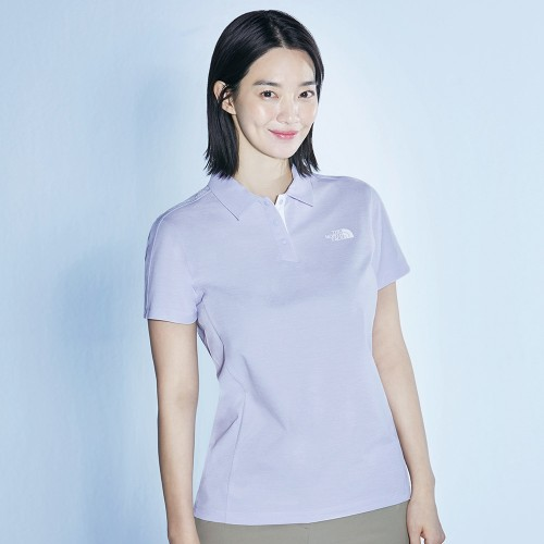 W'S COMFORT RELEASE S/S POLO