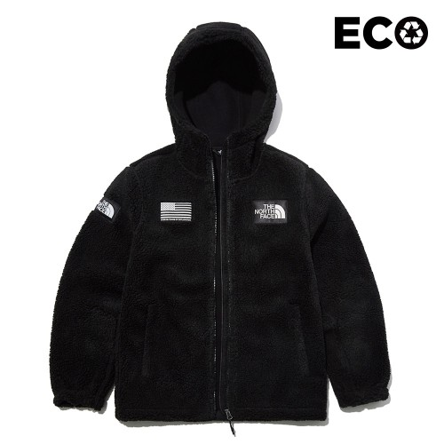 SNOW CITY 2 EX FLEECE HOODIE