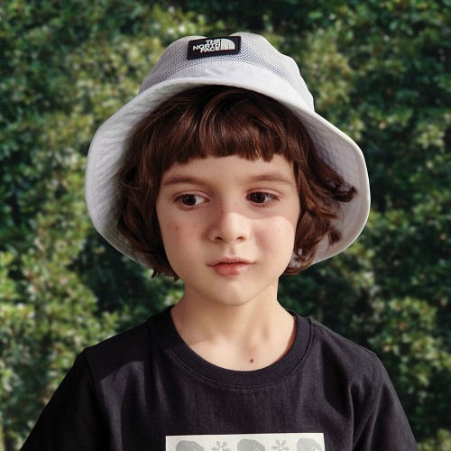 KIDS FULL MESH HAT