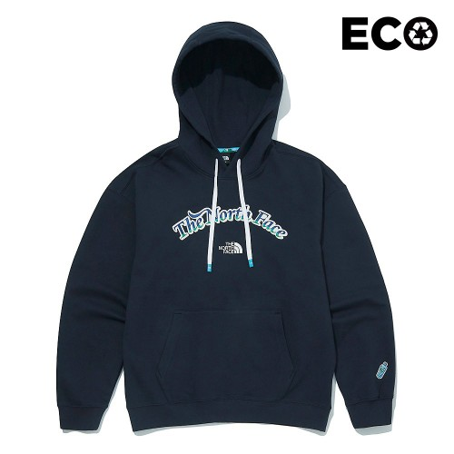 ESSENTIAL GRAPHIC ECO HOODIE