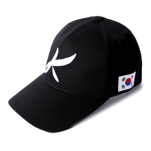 K LOGO BALL CAP