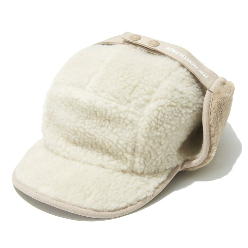 FLEECE WARM EARMUFF CAP
