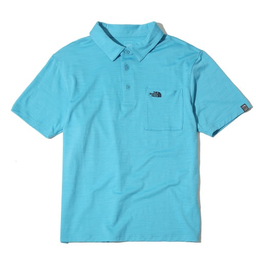 M'S TECH WOOL S/S POLO SP
