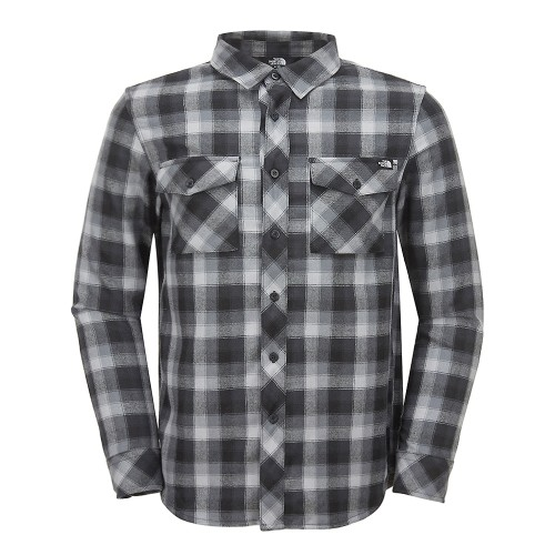 M'S TECH WOOL SHIRTS SP