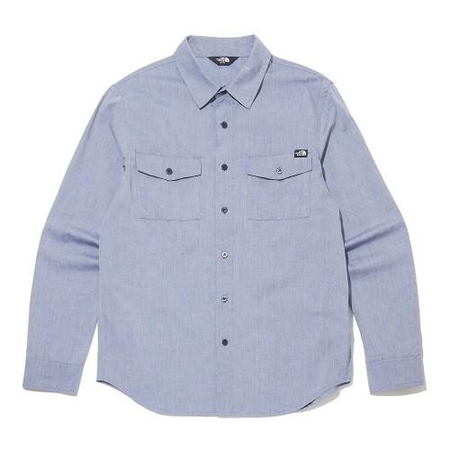 M'S LIGHT DENIM SHIRTS SP