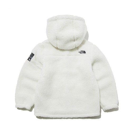 K'S SAVE THE EARTH FLEECE HOODIE