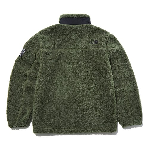 M'S SAVE THE EARTH FLEECE JACKET