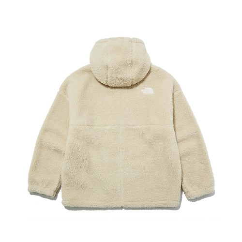 YOUTRO HOOD FLEECE JACKET