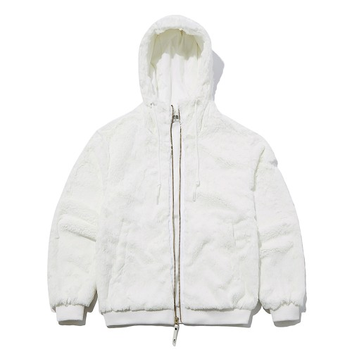W'S ANORT HOOD FLEECE ZIP UP
