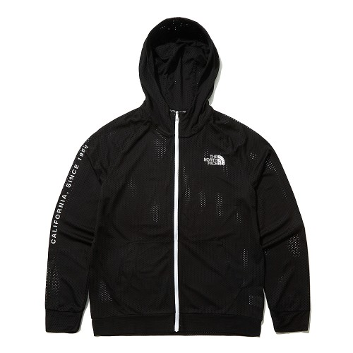 SURF-LIKE MESH ZIP UP