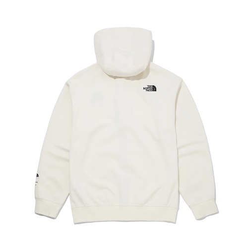 TNF ESSENTIAL HOODIE ZIP UP
