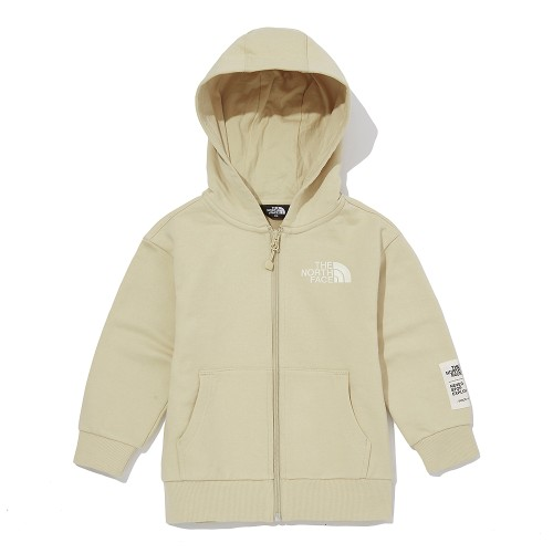 K'S EASY COZY HOOD ZIP UP
