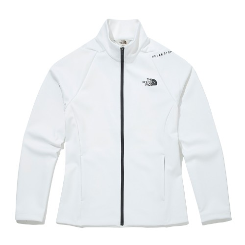 W'S FRESH RUN ZIP UP