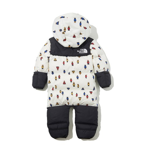 INFANT NUPTSE DOWN ONE-PIECE
