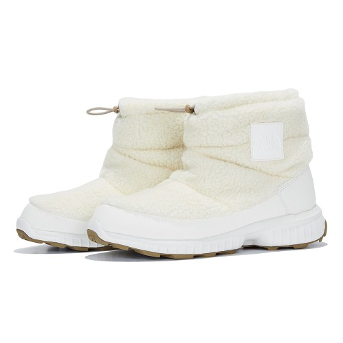 W BOOTIE SHORT FLEECE