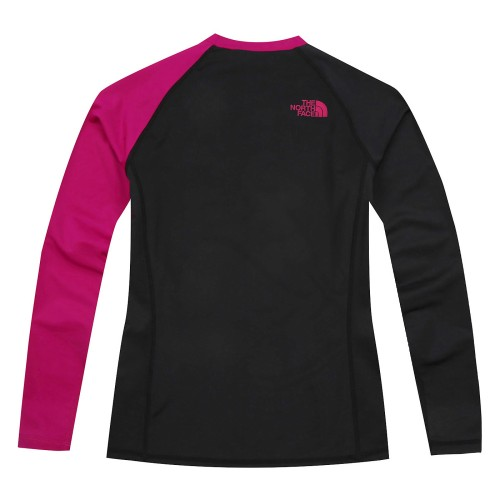W'S SUPER BIG LOGO RASHGUARD