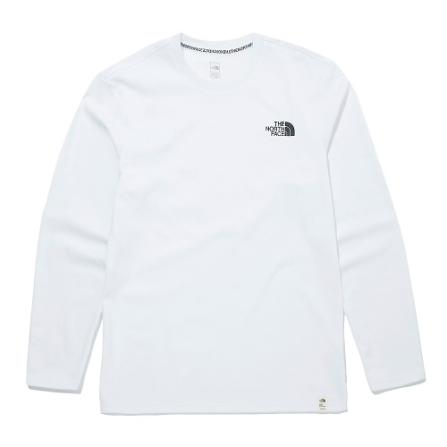 TNF ESSENTIAL L/S R/TEE