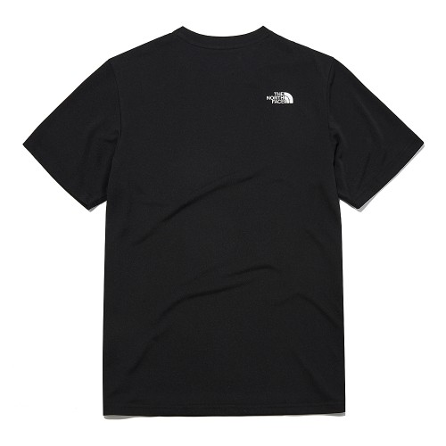 NEW RECOVERY GRAPHIC S/S R/TEE
