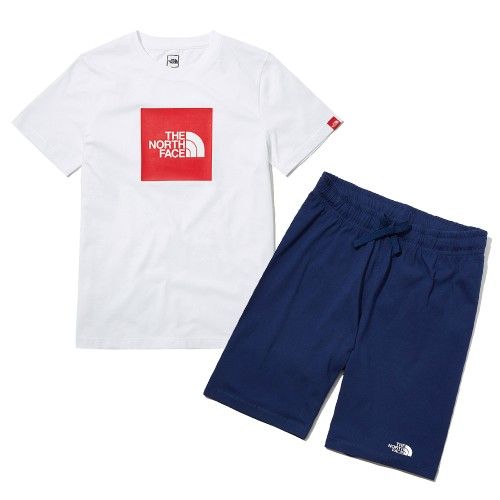 K'S BOX LOGO EX LOUNGEWEAR SET