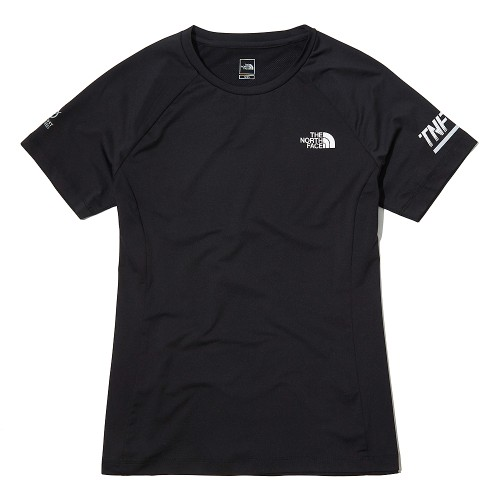 W'S MINUS TECH RUN S/S R/TEE