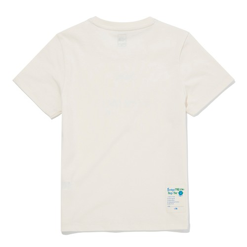 K'S GREEN EARTH S/S R/TEE