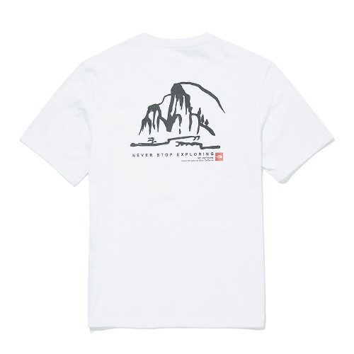 ENJOY MOUNTAIN S/S R/TEE