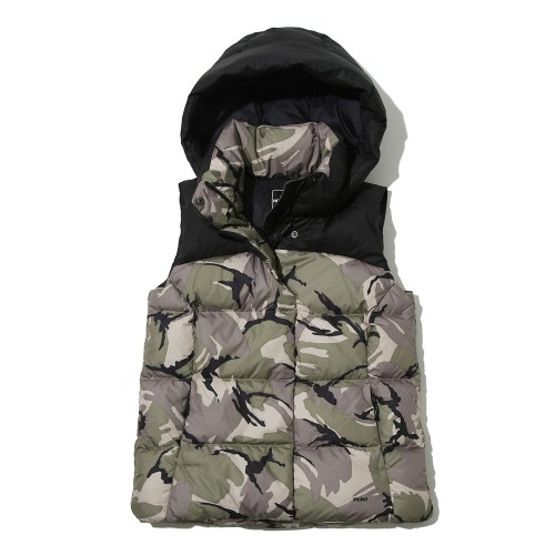 W'S NOVELTY NUPTSE DOWN VEST