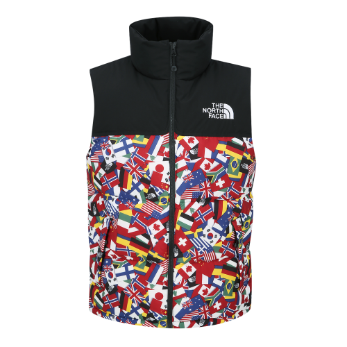 M'S NATION NUPTSE DOWN VEST