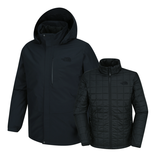 M'S POWELL TRICLIMATE JACKET