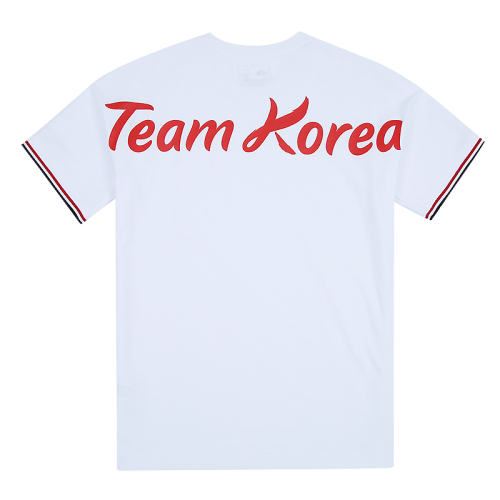 M'S TEAM KOREA S/S R/TEE