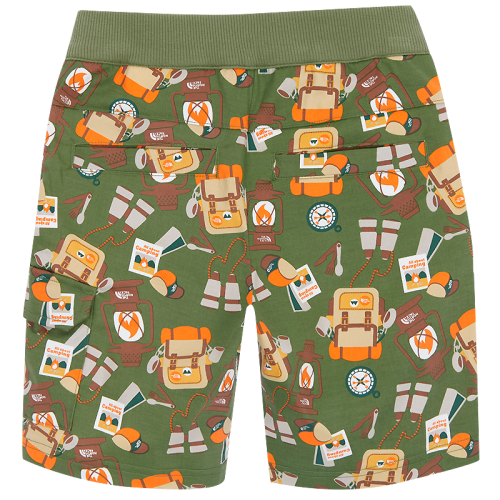 K'S BACKPACKING SHORTS