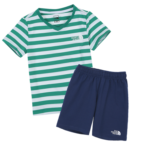 K'S COOL SUMMER STRIPE SET