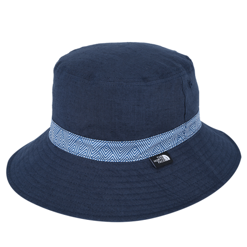 UNI LINEN BUCKET HAT